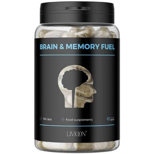 Livioon brain memory fuel